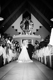 forest lake church wedding