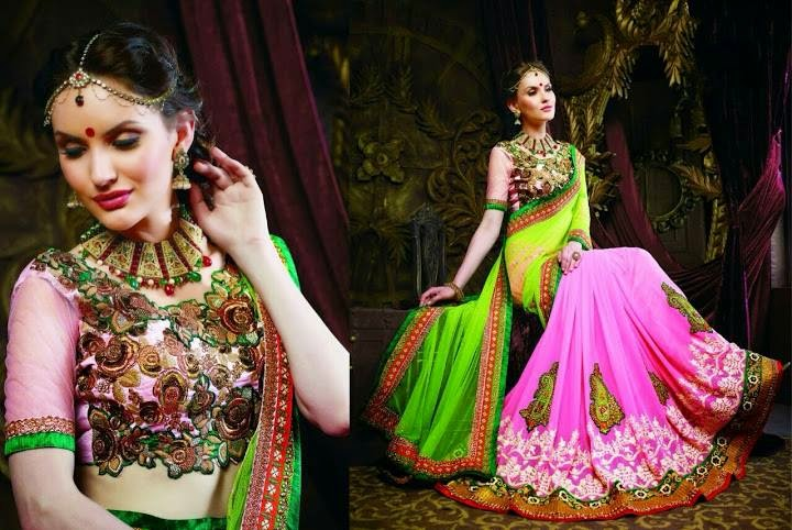 Wedding lehenga collection