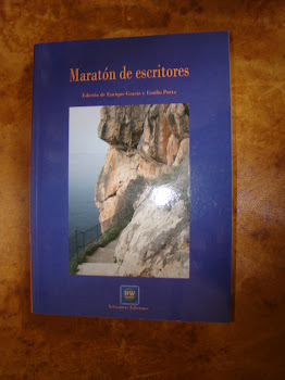 Libro: MARATN DE ESCRITORES