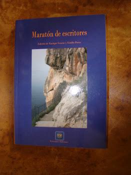 Libro: MARATÓN DE ESCRITORES