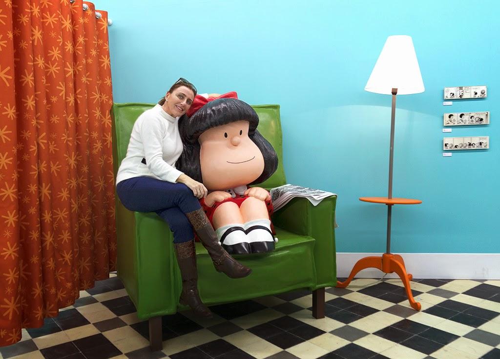 Fotografías Mafalda
