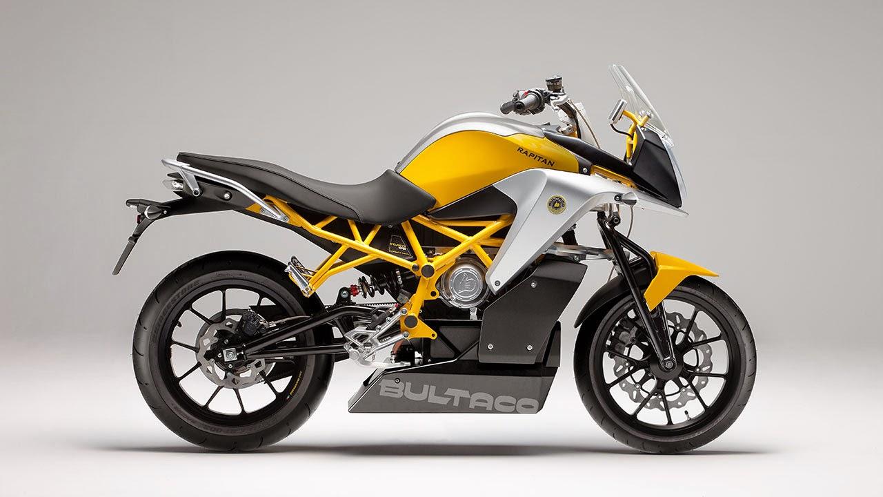 Bultaco Motorcycle