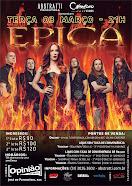 Epica retorna a POA/RS em março!