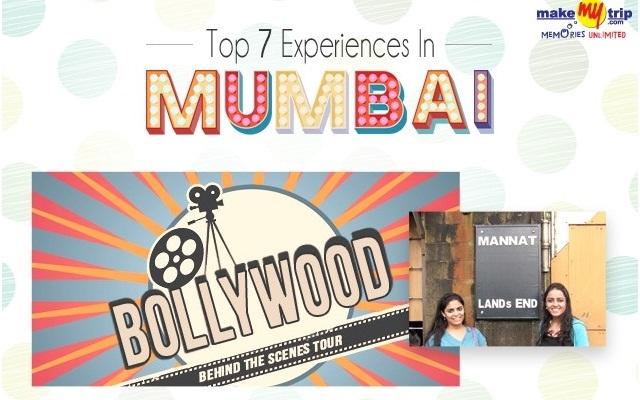 Image: Top 7 Experiences In Mumbai #infographic