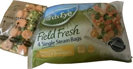 Birds Eye Steam Bags