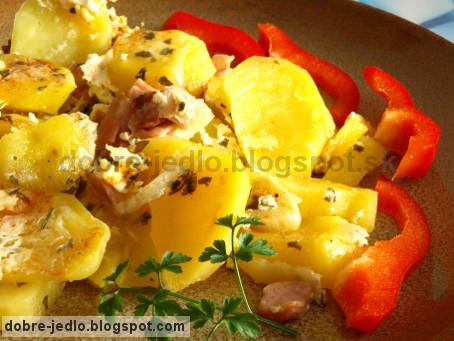 Prekladané zemiaky - recepty