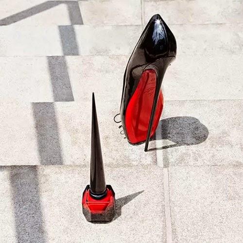 esmalte Rouge Louboutin coleção Christian Louboutin