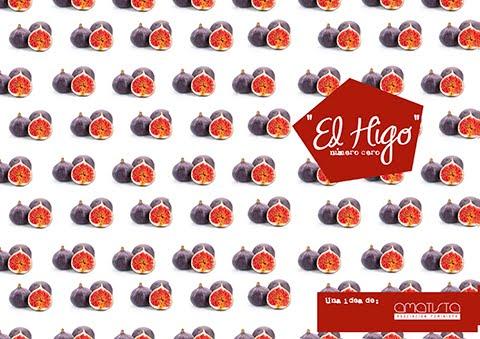 """Compra nuestro Fanzine """"El Higo"""""""