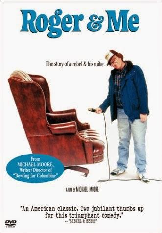 Affiche du film Roger et moi, de Michael Moore (1989)