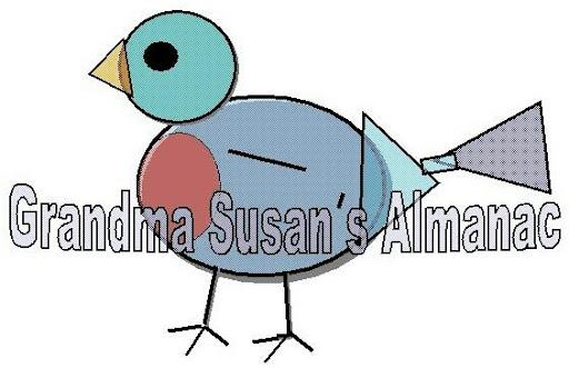 Grandma Susan's Almanac