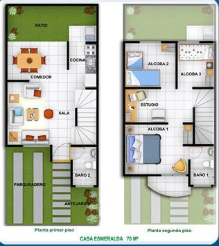 Planos de casas modelos y dise os de casas planos de for Planos para remodelar mi casa