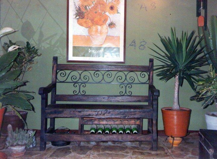 Los tres palitos dise os de muebles envejecidos - Muebles envejecidos ...