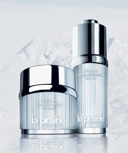 SORTEO CELLULAR SWISS ICE CRYSTAL DE LA PRAIRIE