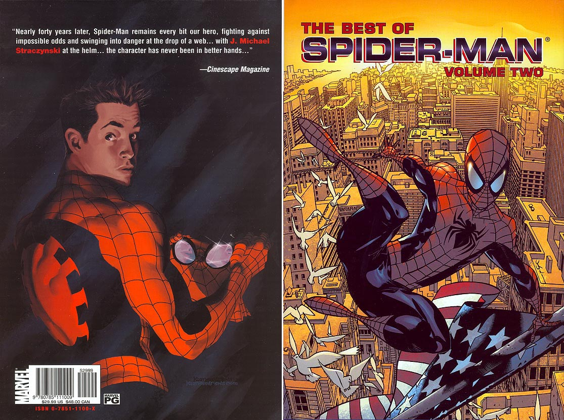 BEST OF SPIDER-MAN HC VOL 02