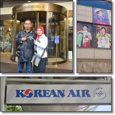 Korea Kami datang Oct 2013 @369 Seperjuanganku