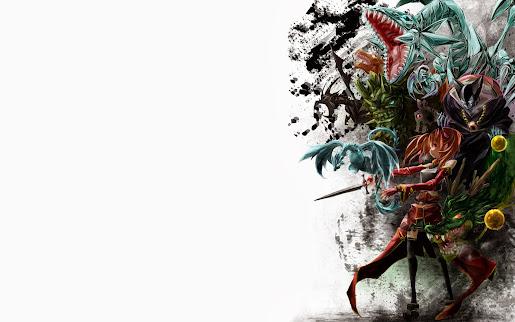 Silica sword art online anime cross over dragons hd wallpaper