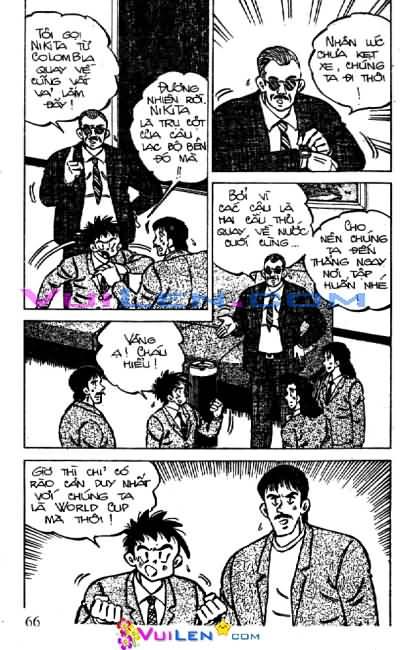 Jindodinho - Đường Dẫn Đến Khung Thành III Tập 54 page 66 Congtruyen24h