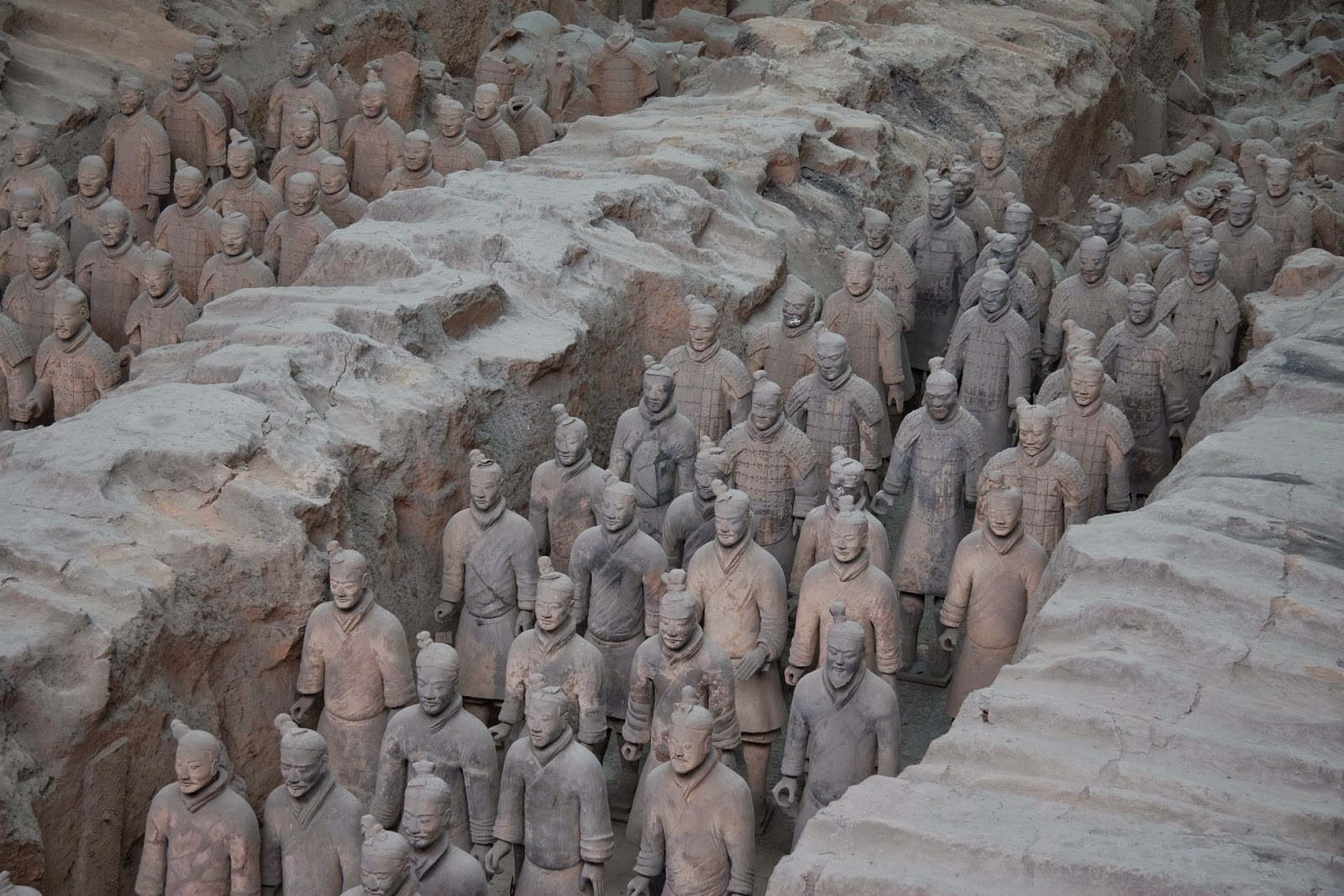 2,000-year-old mystery of China's Terracotta Army solved