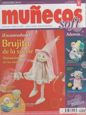 Revista: Muñecos Soft No. 2