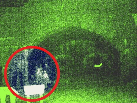 Aktiviti hantu bikin panas di Fort Knox menjelang Halloween