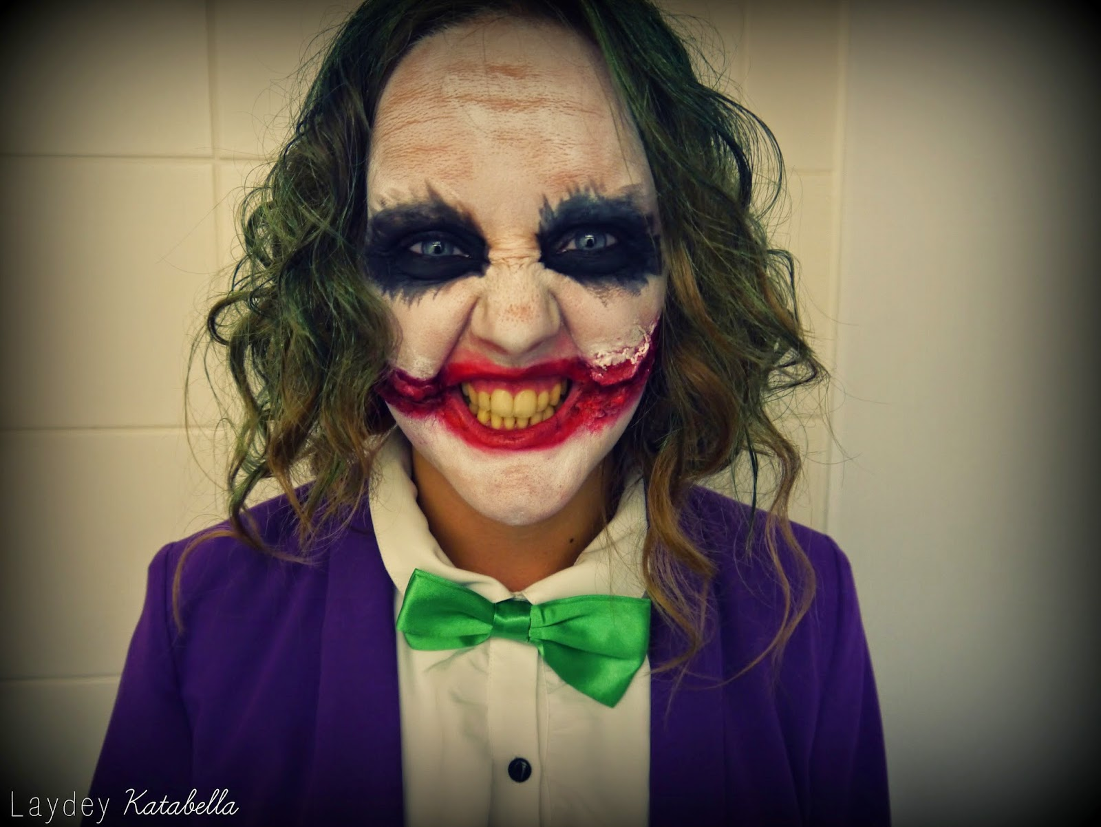 the joker fancy dress