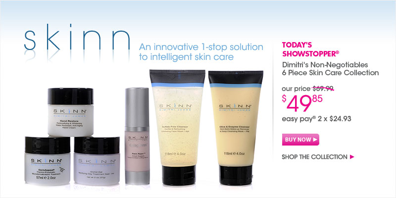 Skinn cosmetics coupons