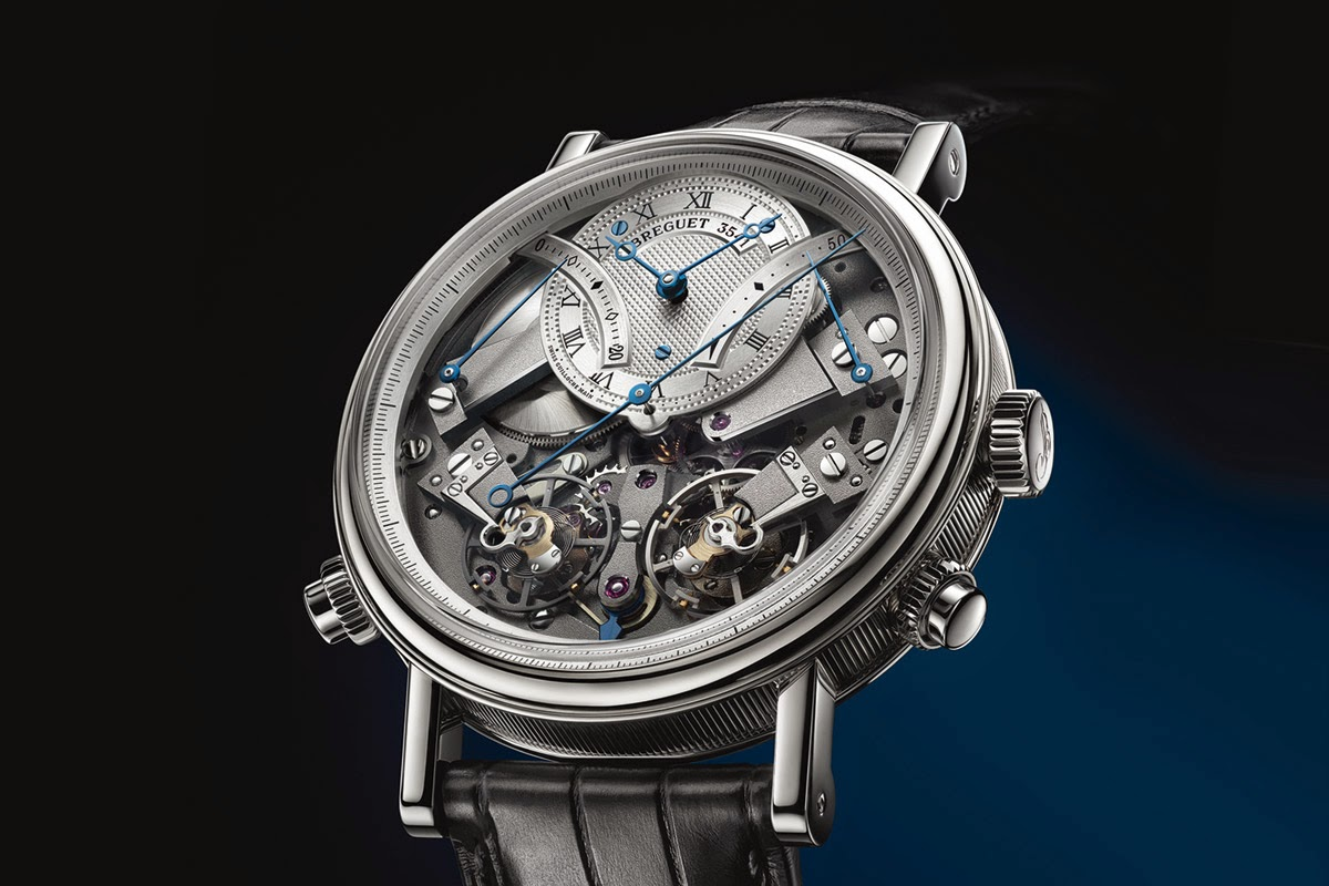 Breguet - Tradition Chronographe Independant 7077