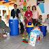 Niña Ecosabita hizo entrega de donaciones
