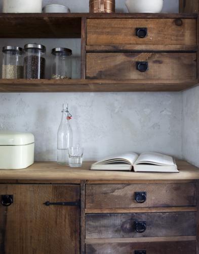 Meubles de Cuisine Meuble De Cuisine Jusqu'au Plafond  Ma cuisine