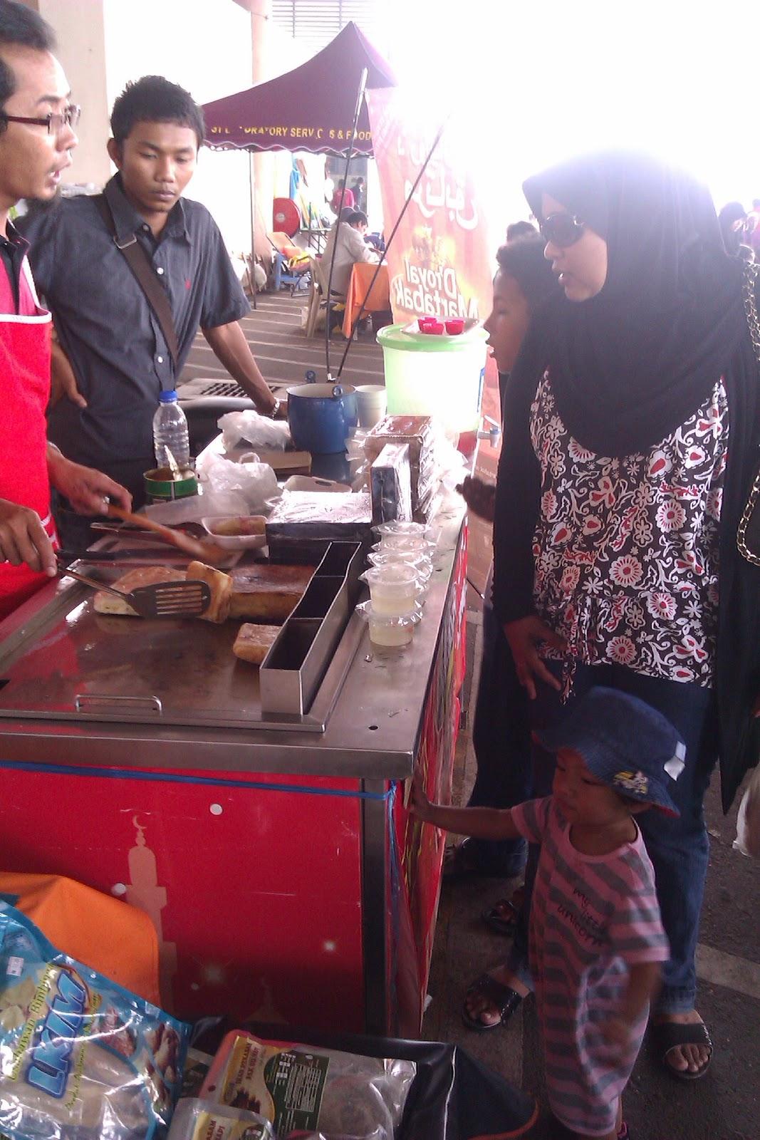 My life full of fun kota bharu lagi makan murtabak for J bathroom kota bharu