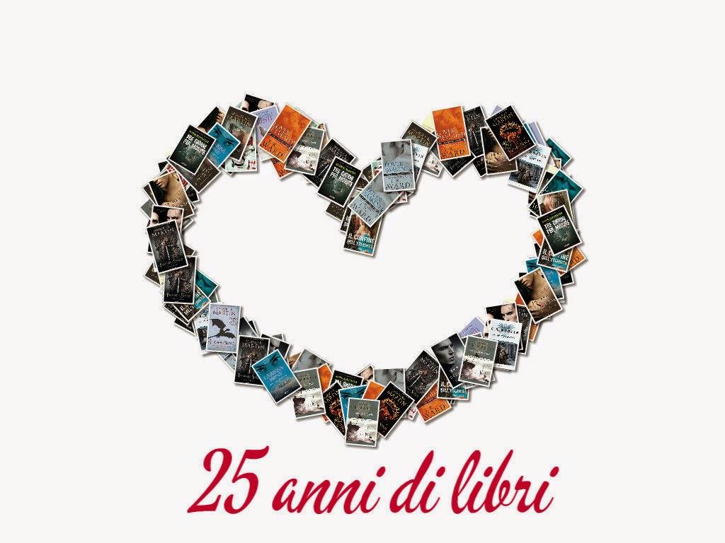 abbastanza Briciole di Parole: Buon Compleanno: 25 anni di libri! OG07