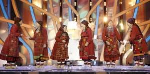 Girl Band Beranggotakan Nenek-Nenek Dari Rusia