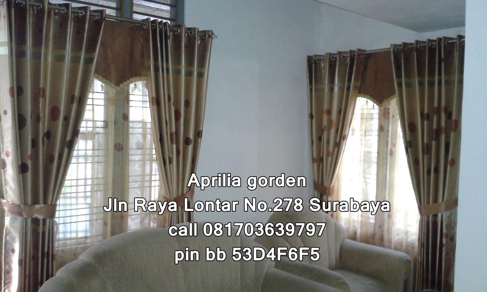 Aprilia Gorden Surabaya