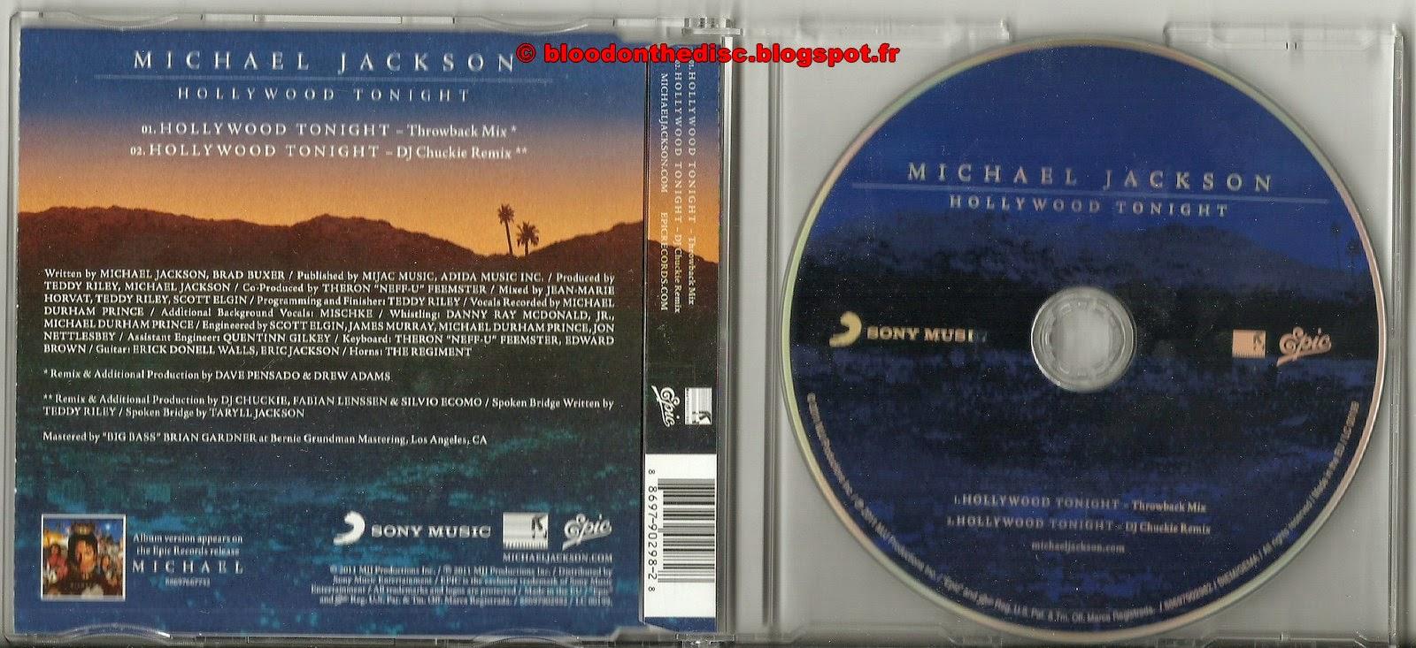 Hollwood Tonight CD