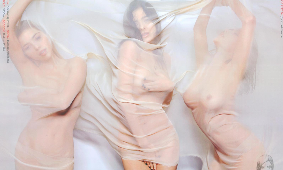 сексуальные фото группы серебро