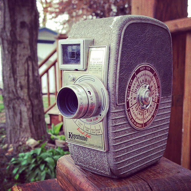 #thriftscorethursday Week 38 | Instagram user: robbrestyle shows off this Vintage Camera