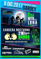 RETO A LA LUNA Y NOCHE DE LOS BUHOS 09-12-17