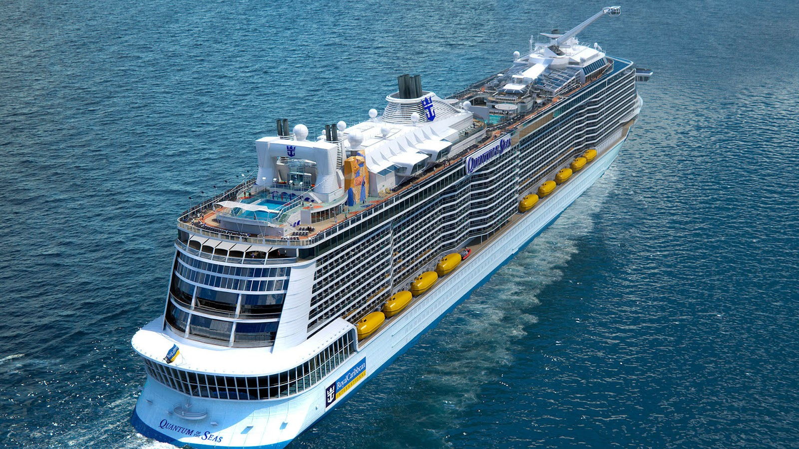 Richard39s Cruise Ramble Royal Caribbean Annouce Their New