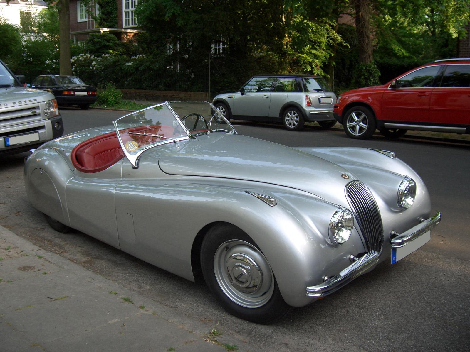 1948 Jaguar Xk 120 Roadster Related Infomation