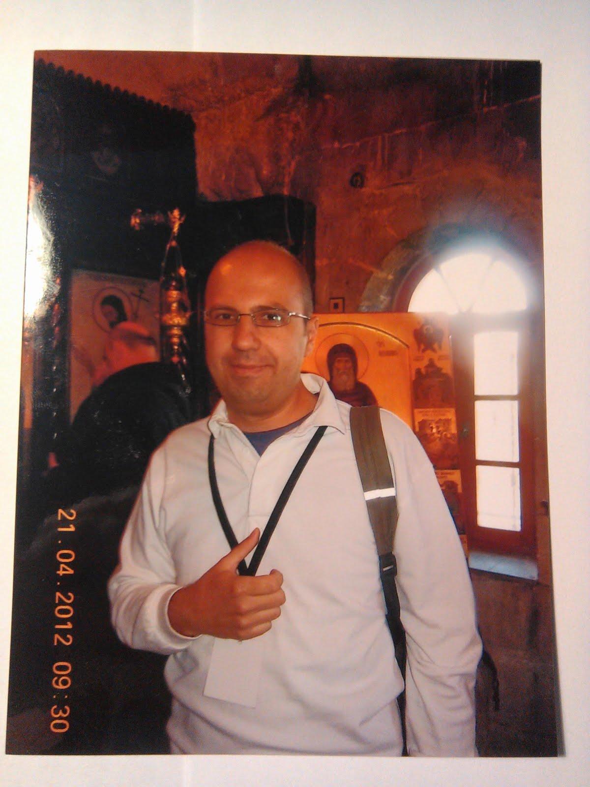 Silviu Marcov mon frère fratele meu Bucarest Romania