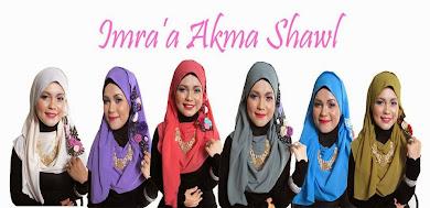 Imra'a Akma Shawl (Batch 2)