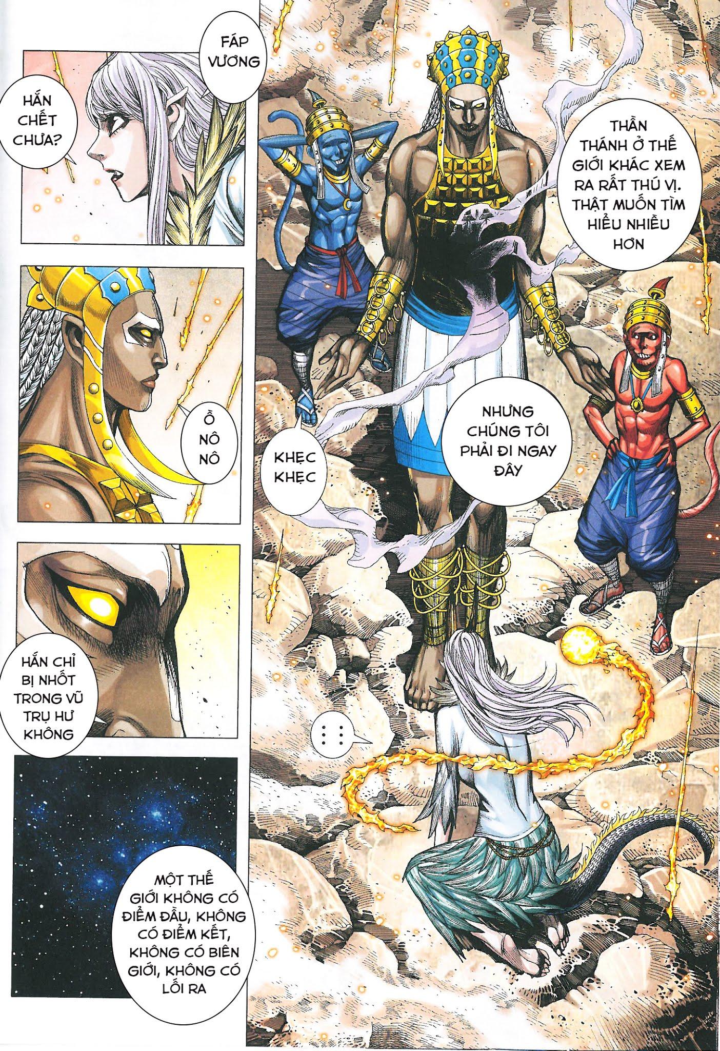 Tây Du chap 181 - Trang 10