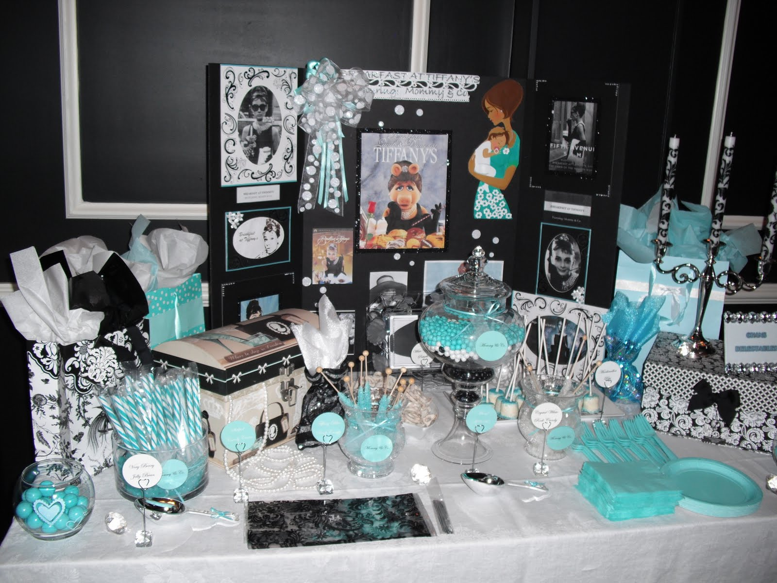 sweet occasions breakfast at tiffany baby shower
