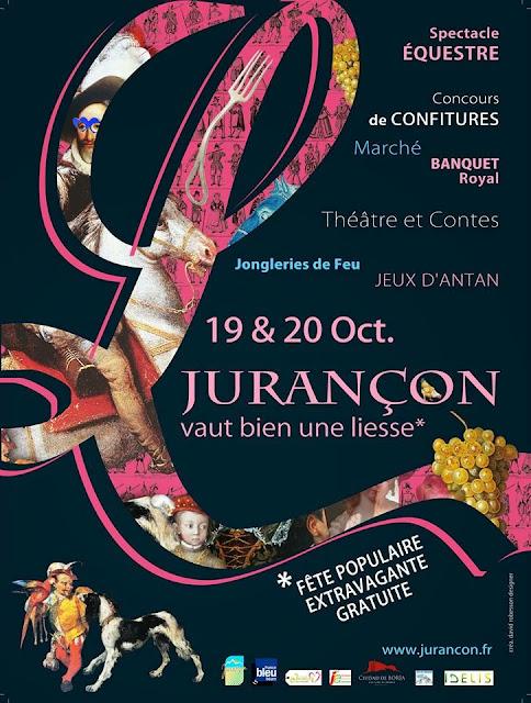 fête et spectacle :  Jurançon vaut bien une liesse 2013