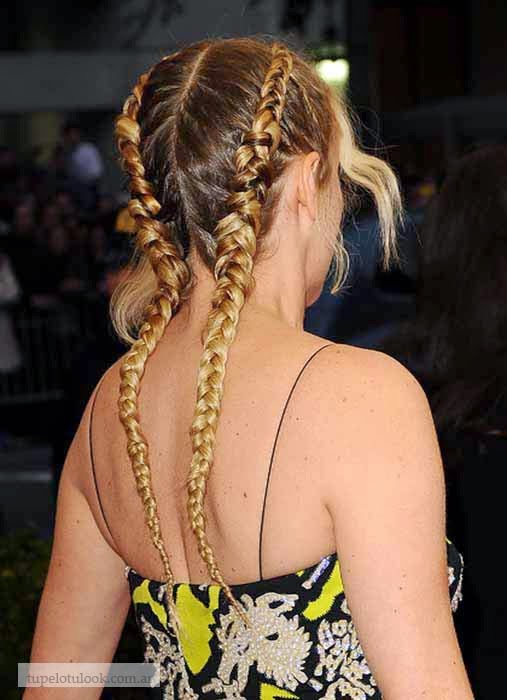 peinados-trenzas 2014 +