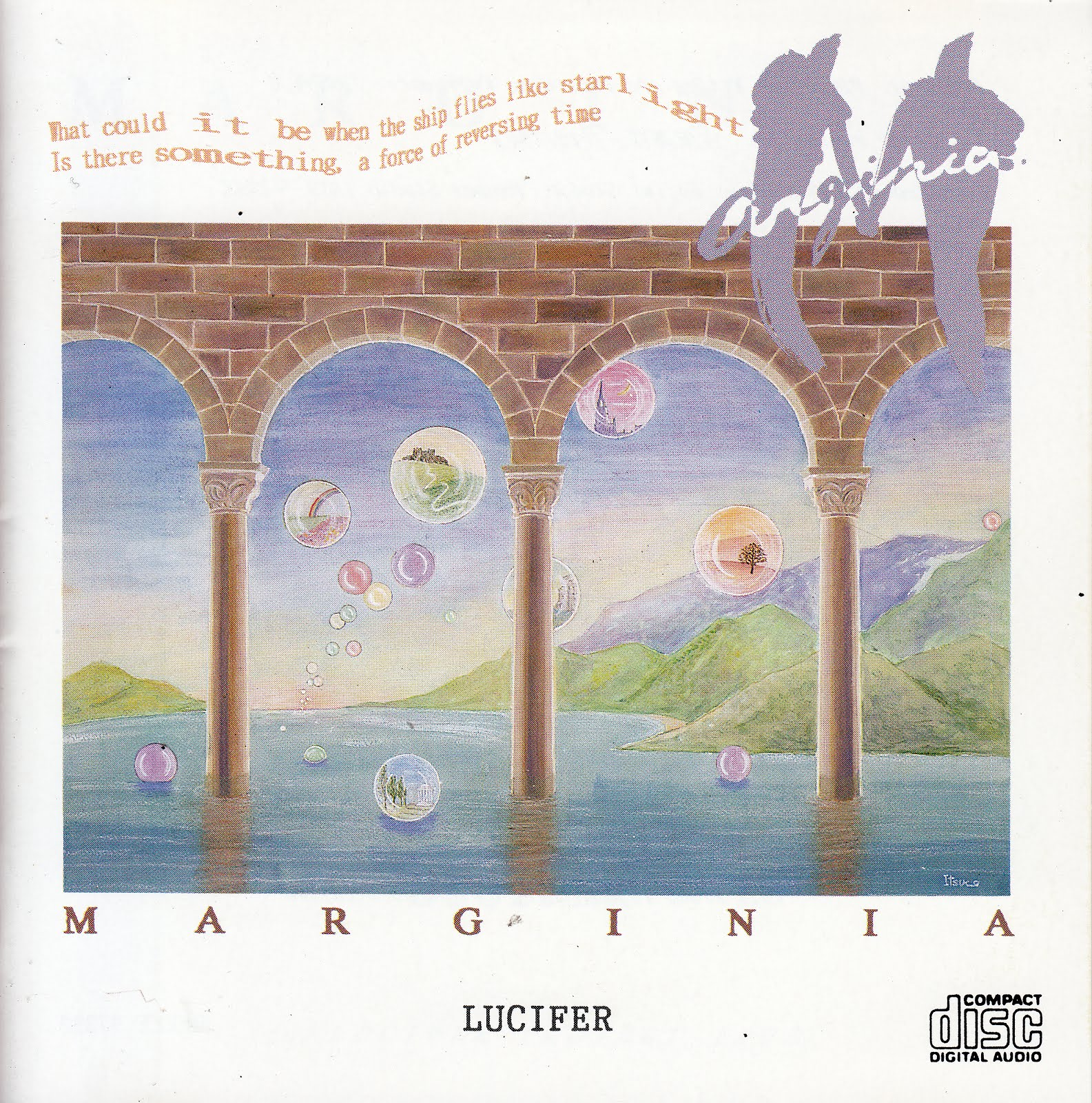 progressive reviews: Lucifer\'s Marginia, recorded 1989-1993 ...