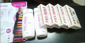 Fellina (Losyen Kurus & Vit C Pure Collagen)