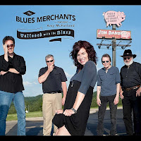 The Blues Merchants - Tattooed With The Blues