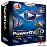 CyberLink PowerDVD Ultra 12