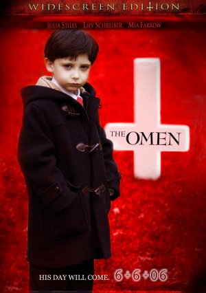 There 39 s the girl with the blog the omen 1976 vs 2006 for Portent vs omen
